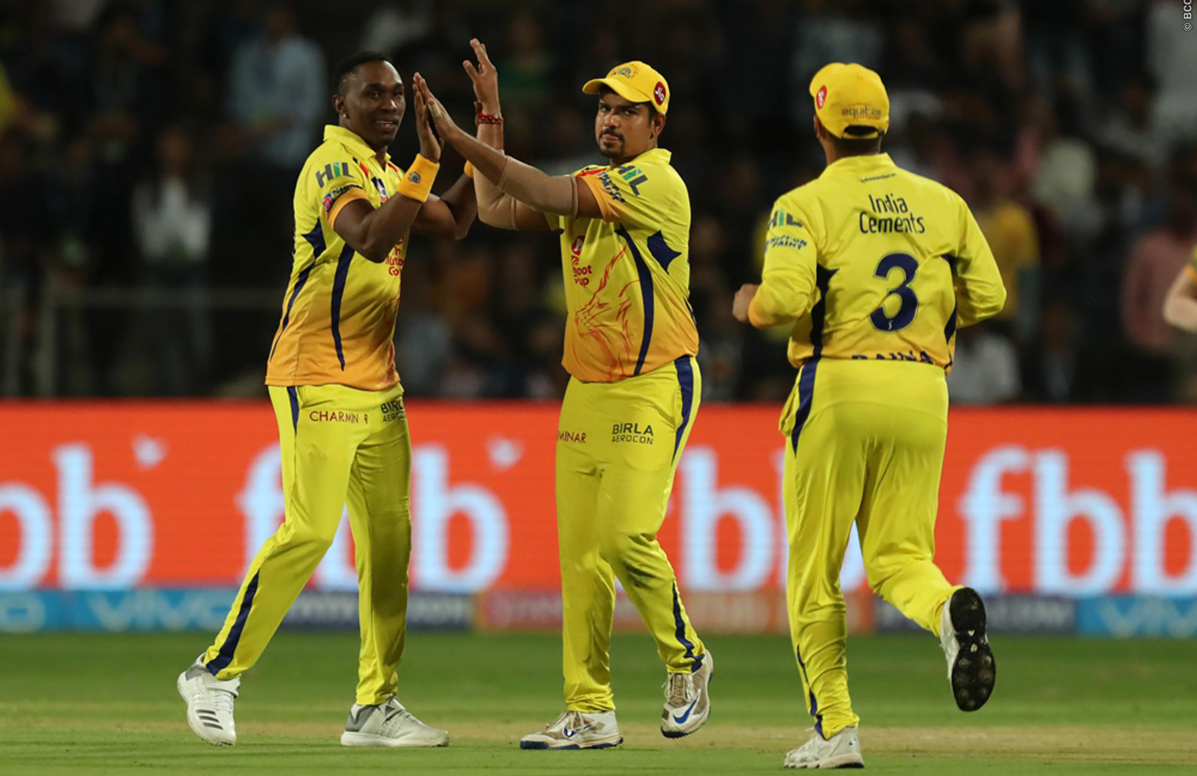 IPL: Rayudu, Raina lift CSK to 182/3
