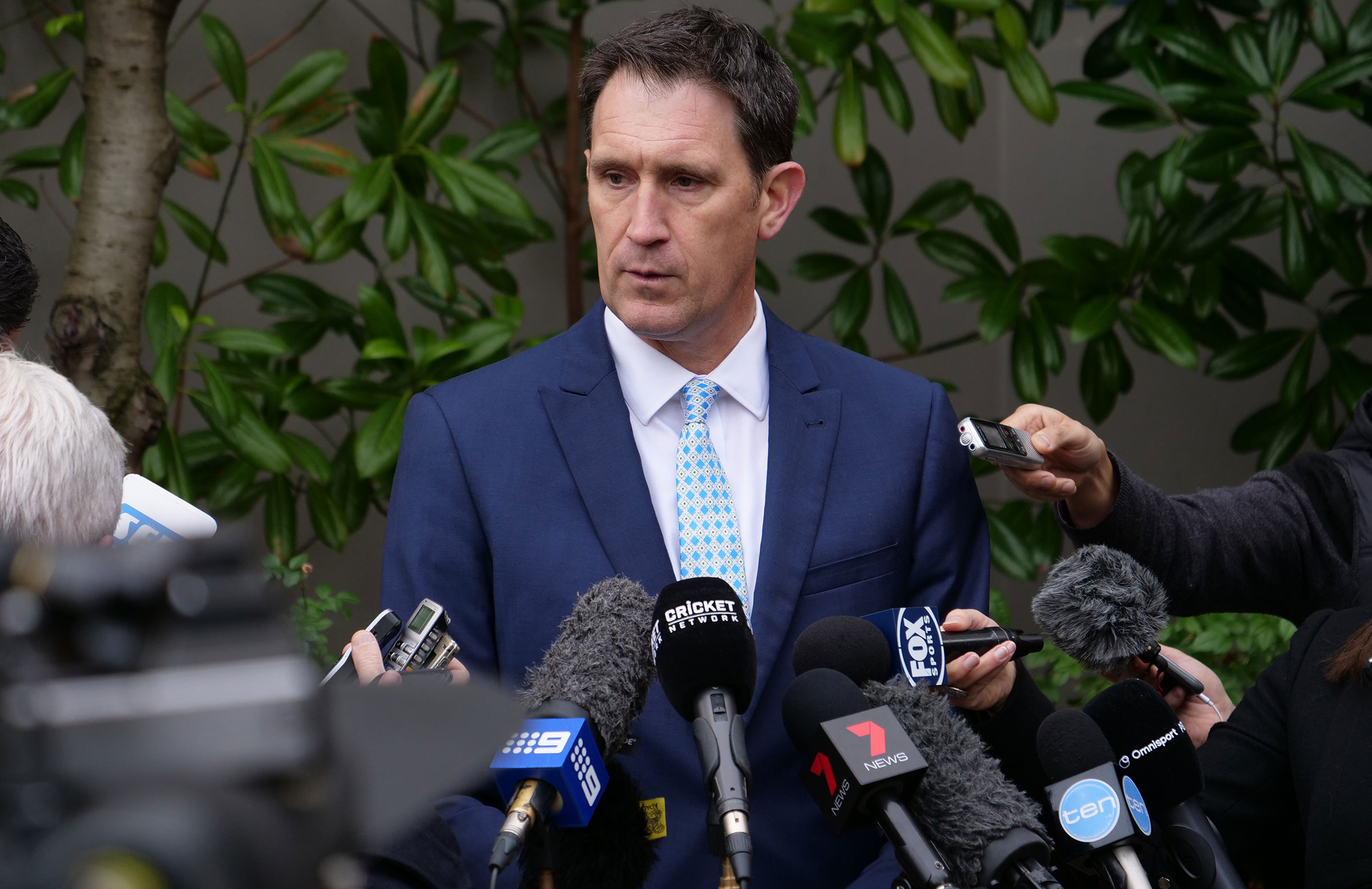 Cricket Australia chief suggests independent arbitration to resolve pay dispute