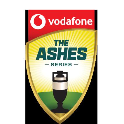 Vodafone Men's Ashes  logo