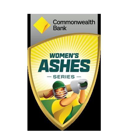 CommBank Women's Ashes logo