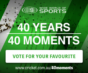 Cricket Video 40 moments
