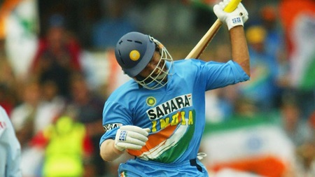From the Vault: Yuvraj Singh's big day out