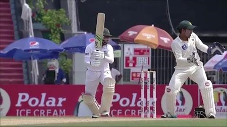 Mominul makes Test history