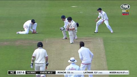 ENG-v-NZ-Second-Test-Day-1-Wrap-PKG-still