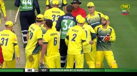 Warner, Burns set up Aussie victory