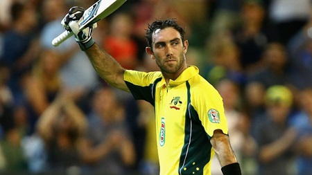 From the vault: Magnificent Maxwell stuns India