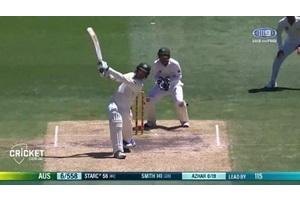 Starc\'s six appeal helps smash 84   cricket.com.au