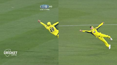 Which catch was better...