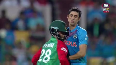Tamim-Nehra-collide-in-Bangalore-still