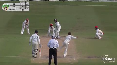 Lehmann-launches-lofty-full-toss-high-and-wide-still