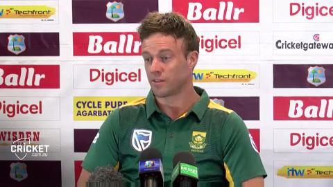 Not enough of us stepped up: de Villiers