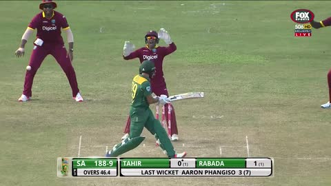 Windies take first blood in tri-series