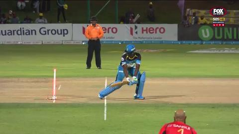 Bowled ... not bowled! Batsmen ride their luck