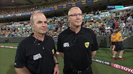 Umpires' Verdict: Heat v Scorchers