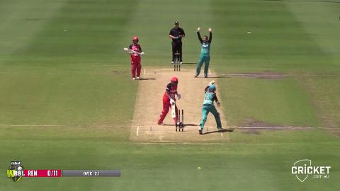 Match Highlights: 'Gades spun out by Barsby