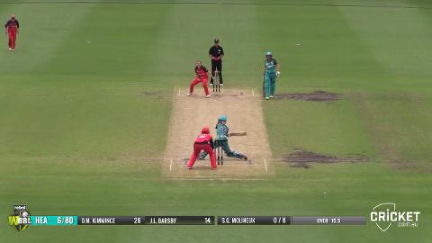 Barsby's innovative innings