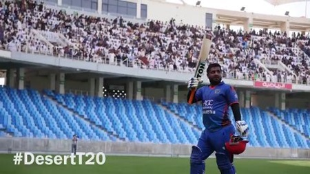 Shahzad's desert storm nets new world record