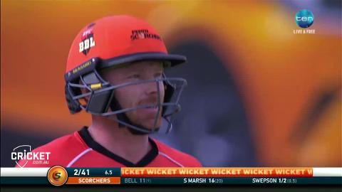 Ian-Bell-gone-early-but-was-it-out-still