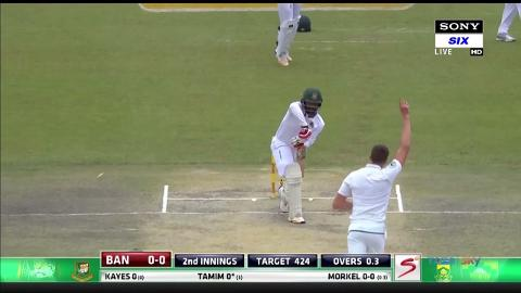 South Africa close in on first Test success