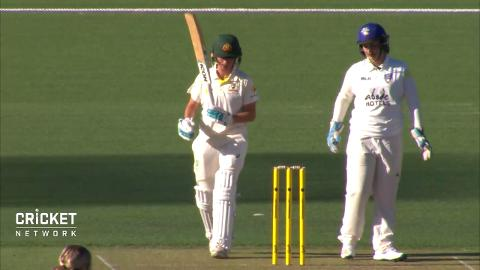 Extended Highlights: Australia v ACT, day one