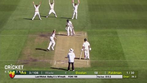 Day two highlights: TAS v QLD