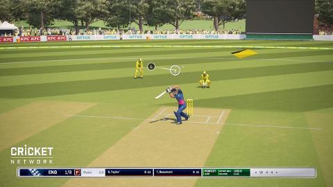 Ashes Cricket Gameplay Footage Revealed Cricket Com Au