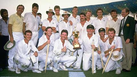 On This Day: Australia win the 1987 World Cup