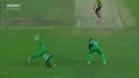 Gotch's early contender for catch of BBL|07