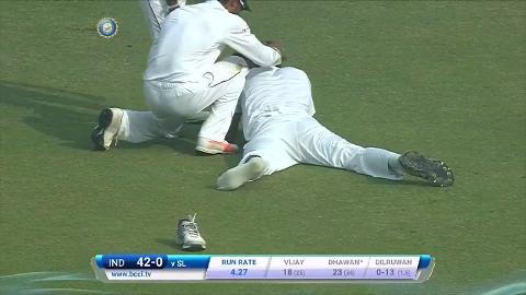 Who-loses-a-shoe-Lakmal-takes-bizarre-catch-still