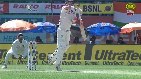India seamers remove Warner, Smith early