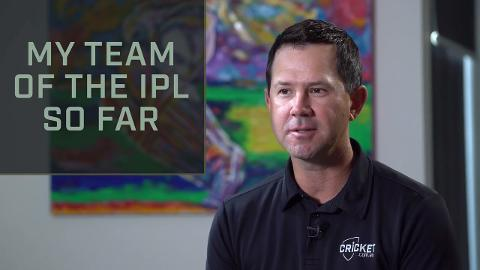 Ricky Ponting's Team of the IPL - so far