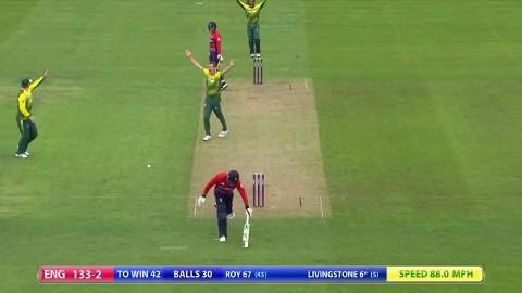 Roys-rare-dismissal-causes-stir-in-second-T20-still
