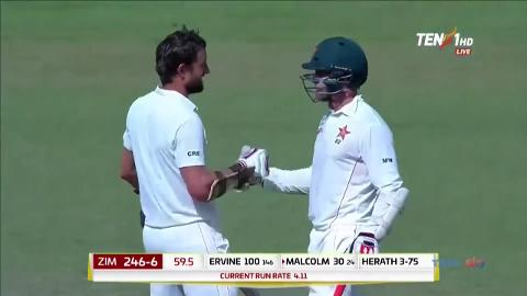Test-Sri-Lanka-v-Zimbabwe-day-1-still