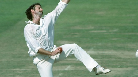 From the Vault: Lillee's farewell Test performance