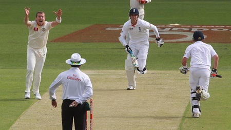 Ashes Moments: Siddle recalls his birthday hat-trick