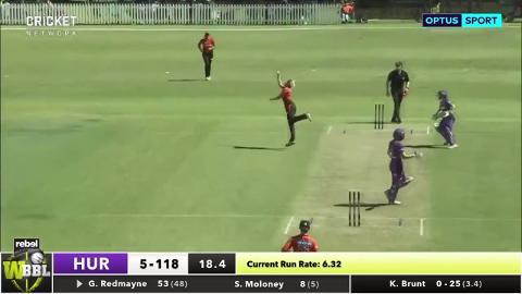Katherine-Brunt-with-a-Caught-And-Bowled-vs-Hobart-Hurricanes-Women-still