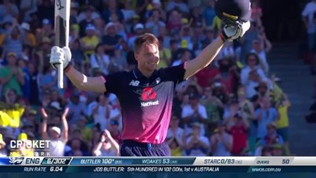 Match wrap: Buttler genius seals ODI series