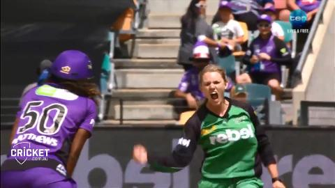 BBL players name their favourite WBBL players