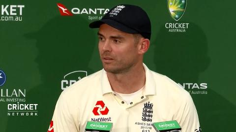I'm hungry to play in 2019 Ashes: Anderson