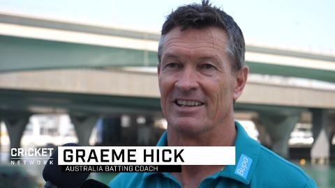 Hick Reflects On Dubai And Looks Ahead