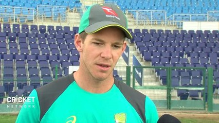 Paine weighs up bowling changes for second Test