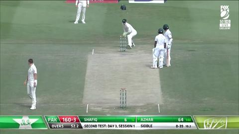 'I'm lost for words': Azhar run out in bizarre fashion