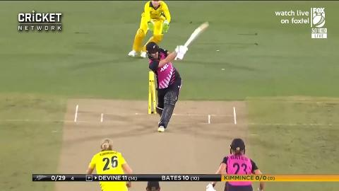 Highlights-Australia-v-New-Zealand-third-T20-still