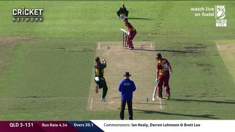 Watch-All-10-Queensland-wickets-against-Tigers-still