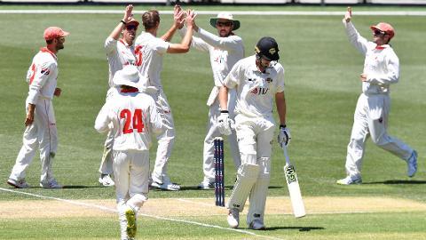Day 2 Highlights South Australia V Wa Cricket Com Au