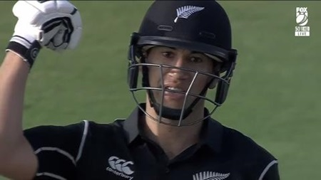 Boult hat-trick follows Taylor incident