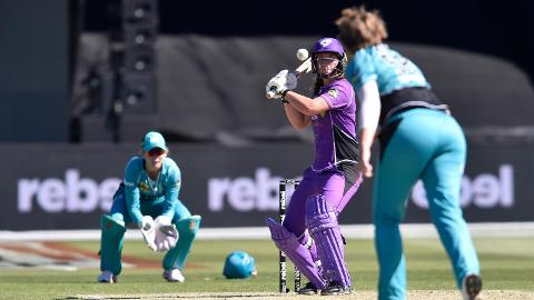 Hinkley ices Heat with crucial knock