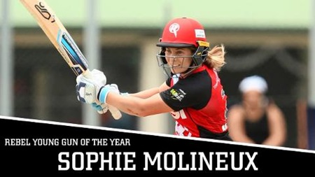 Sophie Molineux: Rebel Young Gun