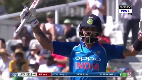 Sublime Kohli leads India to crushing win | cricket com au