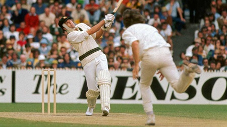 The day Rick McCosker became an Aussie legend